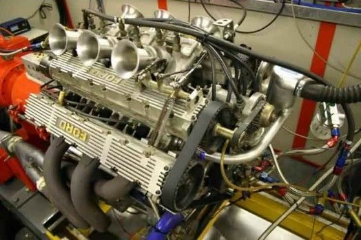 Ric Wood Race Engines UK