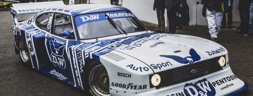 FORD ZAKSPEED CAPRI Racing Engine Manufacturers